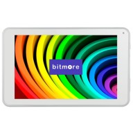"Bitmore ColorTab - Tablet 10.1"" 8GB White"